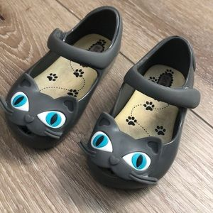Mini Melissa Shoes - Mini Melissa Kitty Mary Janes
